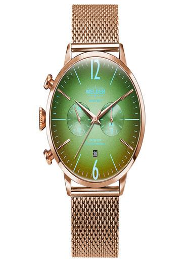 Welder Saat Yeşil
